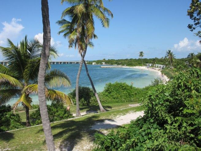 Bahia Honda State Park op het eiland Bahia Honda Key