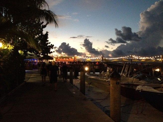 Boulevard Key West in Florida