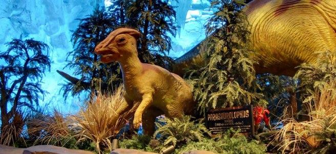 dinosaurussen T-Rex Cafe Orlando Florida