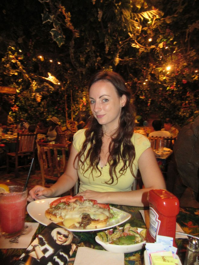 rainforest-cafe-miami-lunch