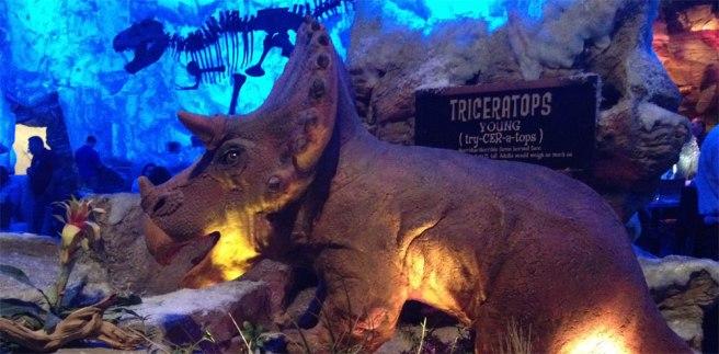 Dino T-Rex Cafe Orlando Florida